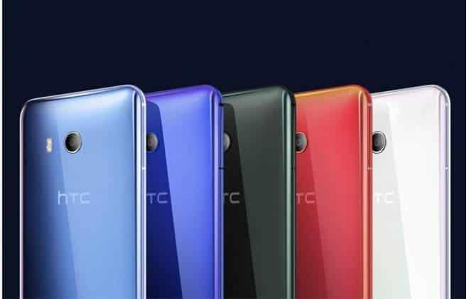HTC apresenta o U11, um smartphone 'esmagável'
