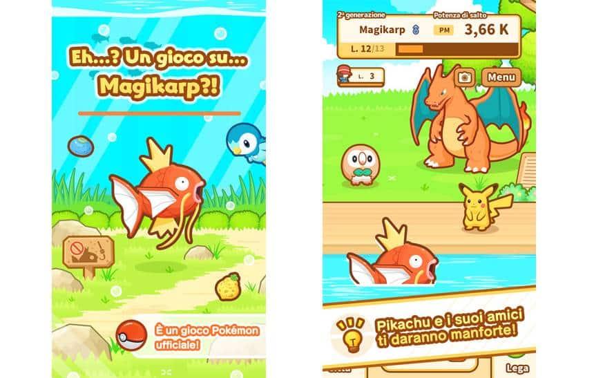 Saiu mais um jogo de 'Pokémon' para celular