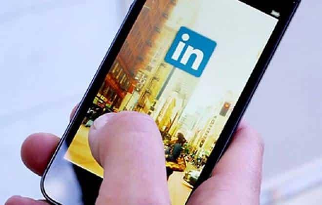 Como impedir que o LinkedIn envie notificações no seu celular