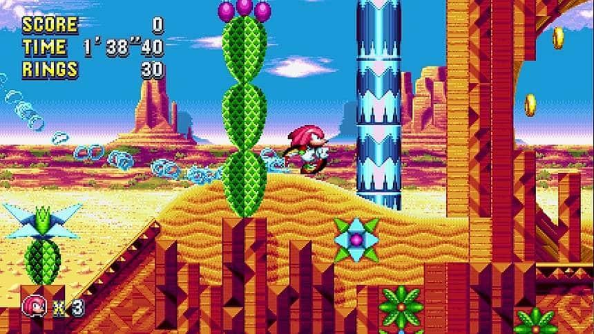 Sonic Mania chega em agosto, assista ao novo trailer