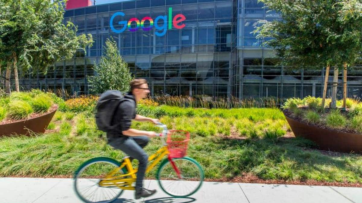 Sede do Google em Mountain View, na Califórnia
