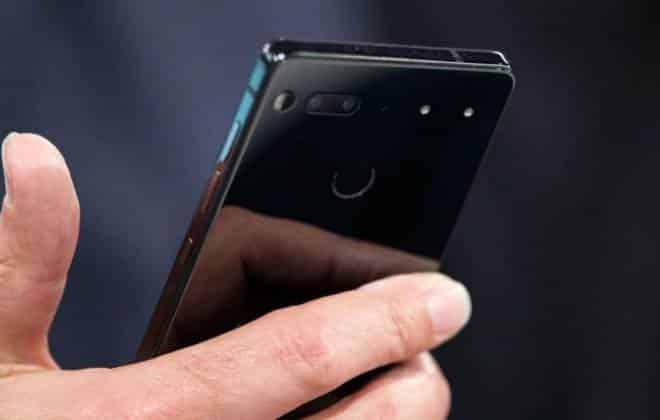 Primeiro celular do criador do Android é oficialmente um fracasso