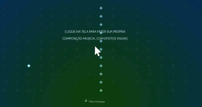 Google homenageia Oskar Fischinger com doodle que permite criar uma música