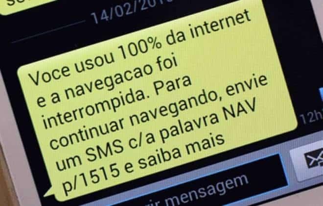 Comissão do Senado dá mais um passo para permitir acúmulo de internet móvel