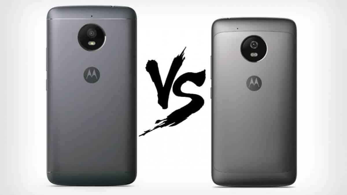 1d698f349 Moto E4 Plus x Moto G5  saiba qual é o melhor da Motorola por menos de R   1.000