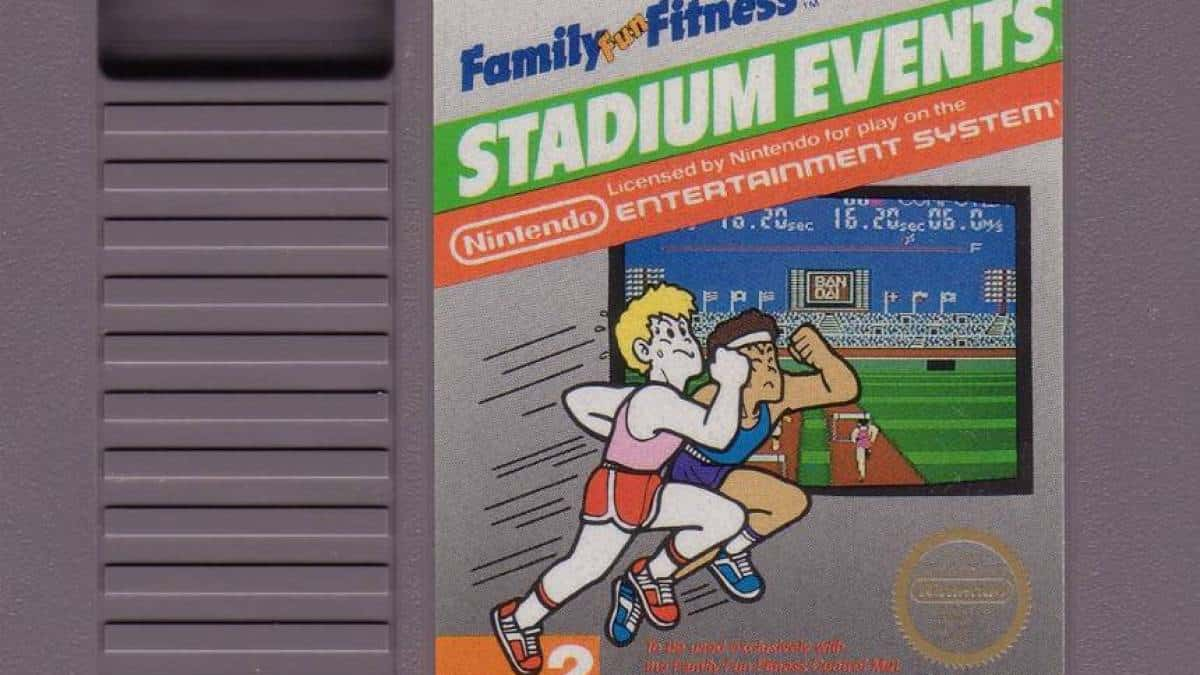 Stadium Events NES