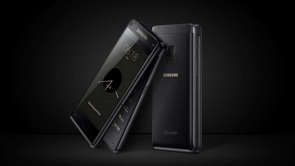 Samsung Leader 8: O novo flip-phone topo de gama
