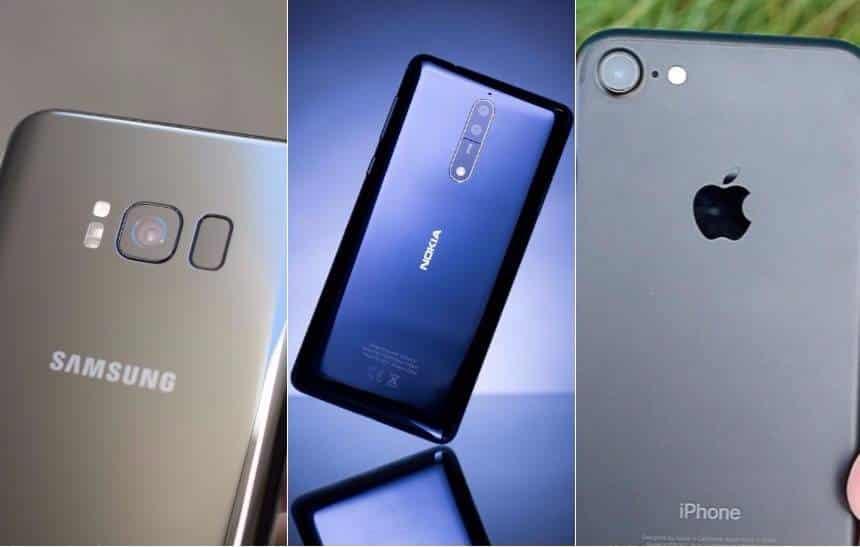 Nokia 8 contra a concorrência: veja como o smartphone se sai diante dos rivais