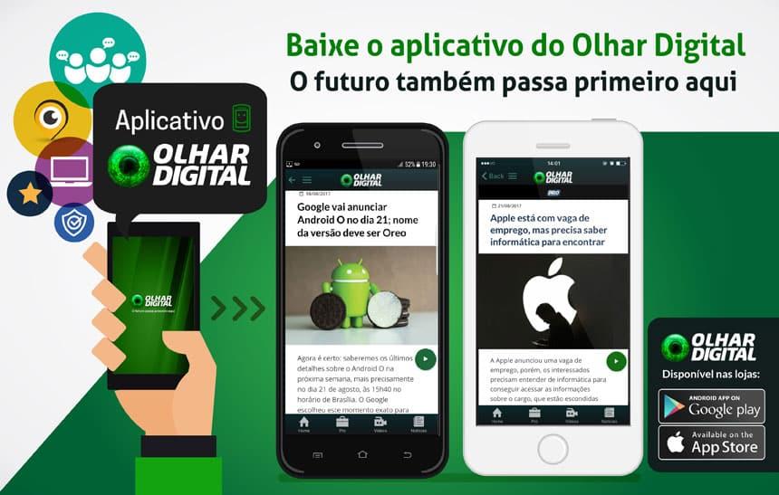 Como baixar e usar o aplicativo do Olhar Digital para Android e iOS ffc5530acc