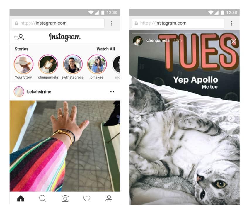 Instagram Stories chega à versão Web e pode ser visto no navegador