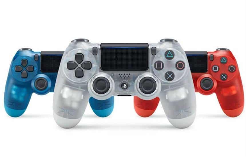 PlayStation lança controle colorido que lembra o joystick do Nintendo 64