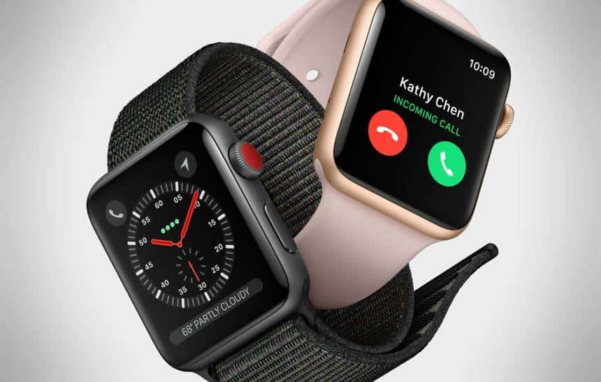 Apple corta preço do Apple Watch nos Estados Unidos, mas aumenta no Brasil