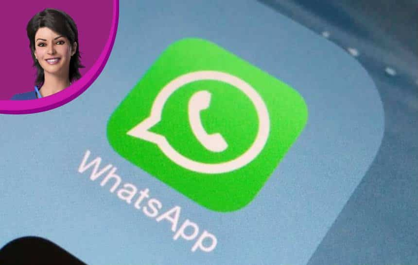 Como alterar o número do WhatsApp