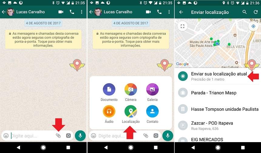 Parte 2: Como localizar um celular pelo numero para rastrear localização?