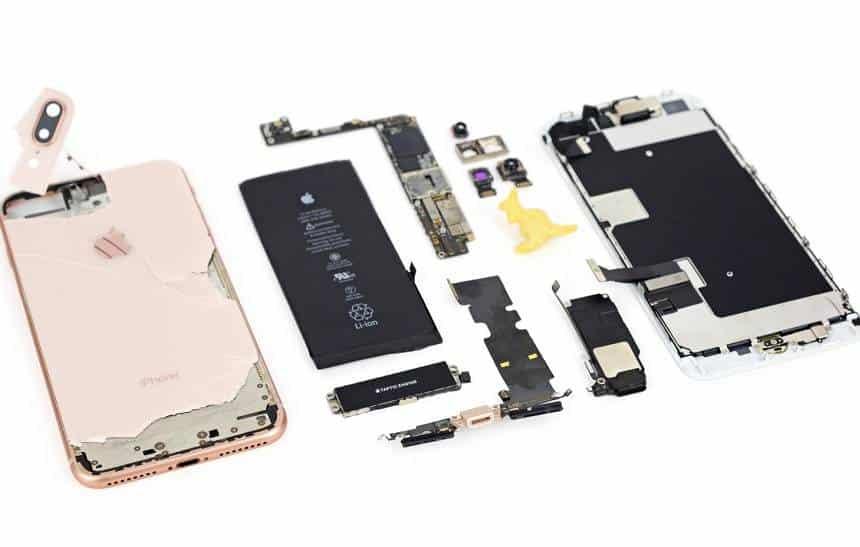 Veja quanto a Apple gasta para produzir cada unidade do iPhone 8 Plus