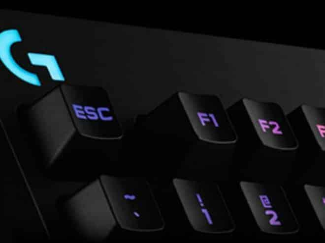 Logitech lança mouse, teclado e headset gamers no Brasil