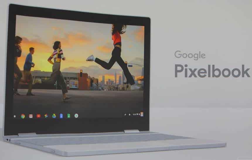 Google anuncia o Pixelbook, seu novo notebook com tela destacável
