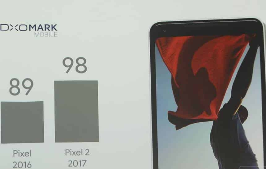 Pixel 2 atropela Note 8 e iPhone 8 Plus como melhor câmera de celular