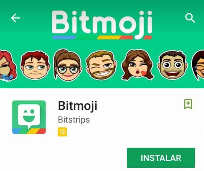 how to get a bitmoji login