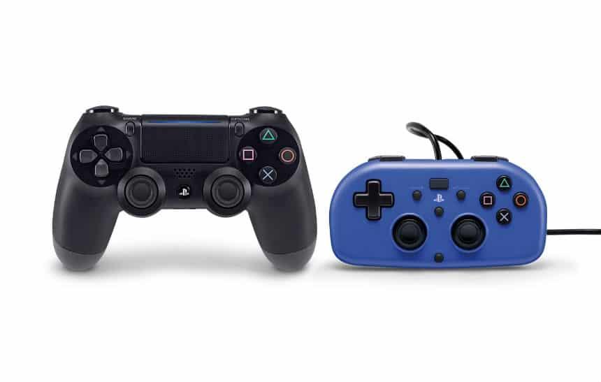 Sony anuncia Mini Wired Gamepad com fio para PlayStation 4