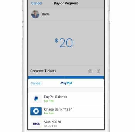Facebook libera transferência de dinheiro via PayPal
