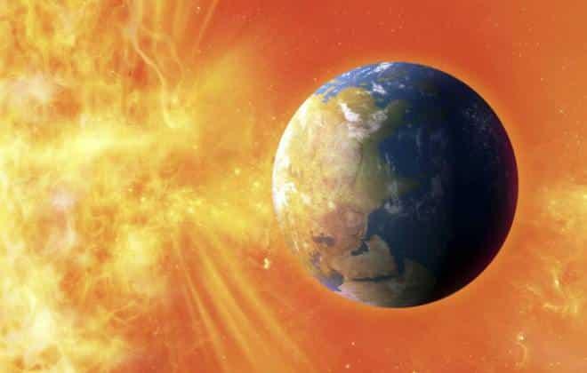 Cientistas estudam usar imã gigante para proteger a Terra de erupções solares