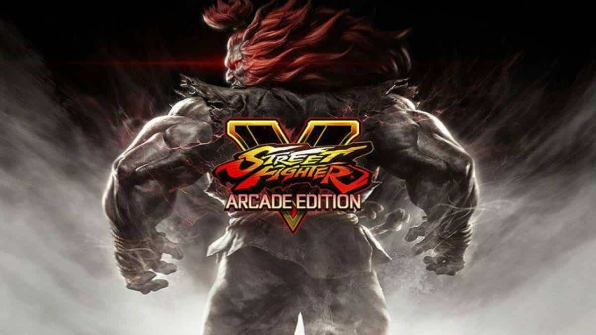 Street Fighter 5: Arcade Edition