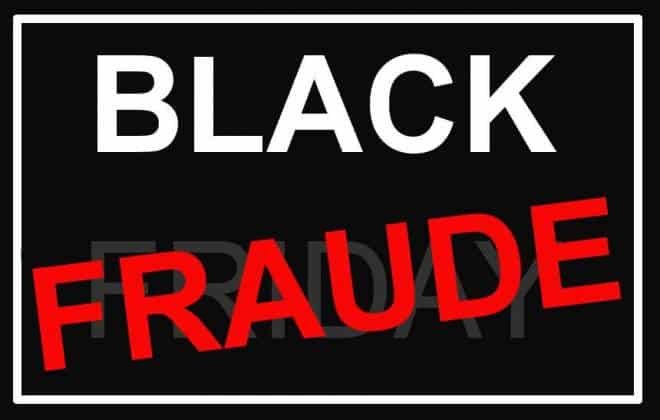 Sites de grandes lojas sofrem com páginas falsas um dia antes da Black Friday