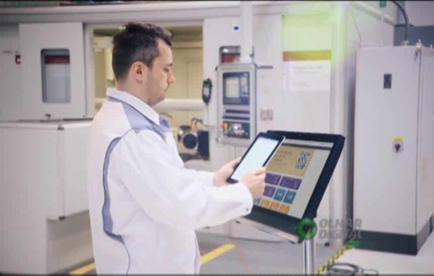 Digitalização industrial vai mexer com a vida de muito trabalhador