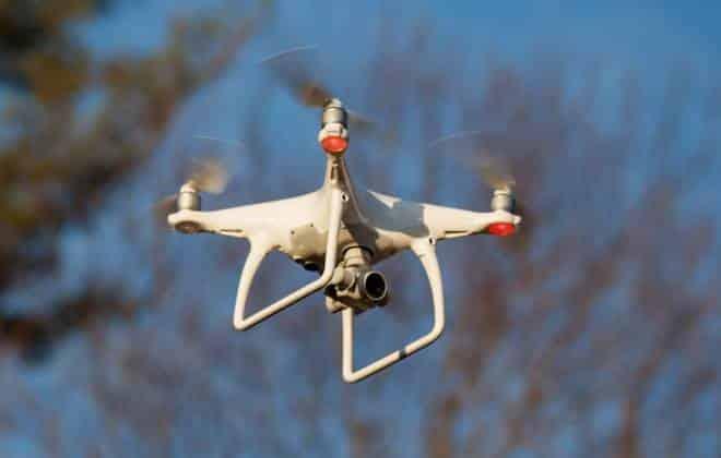 Drones começam a fiscalizar motoristas no DF