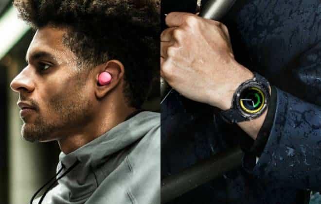 Samsung traz ao Brasil novos fones de ouvido sem fio e relógio inteligente - Androidbit