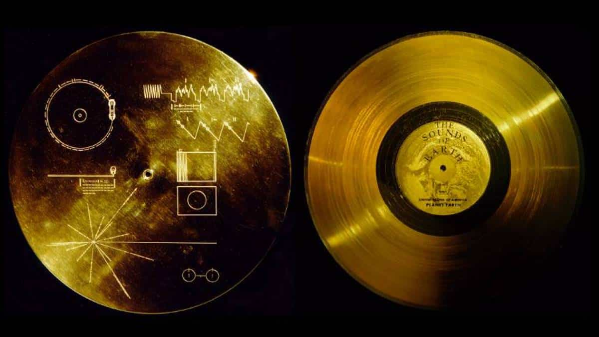 Voyager Golden Record nasa