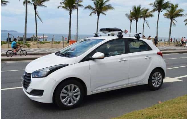 Projeto de mapeamento da Uber já percorreu 14 mil quilômetros no Brasil