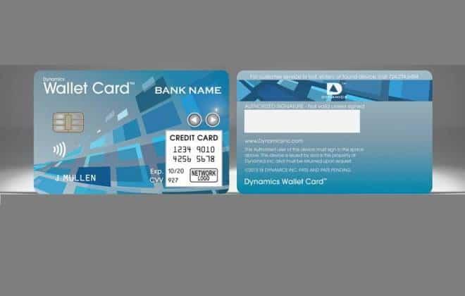 Empresa apresenta cartão de crédito com display e conexão com rede de celular