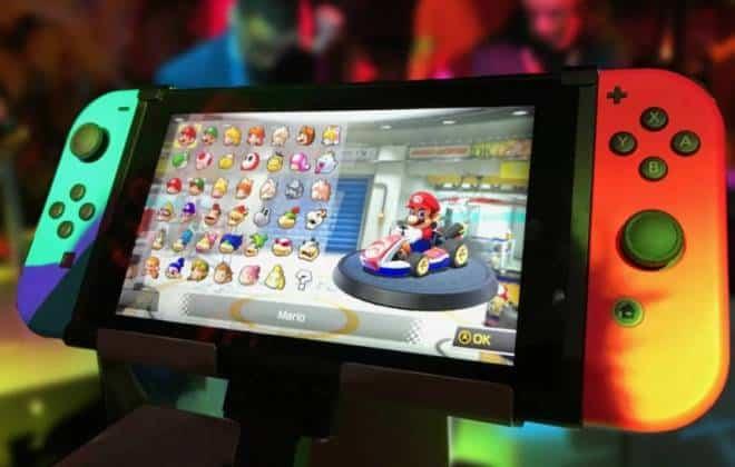 Nintendo atualiza sistema operacional do Switch; conheça as novidades