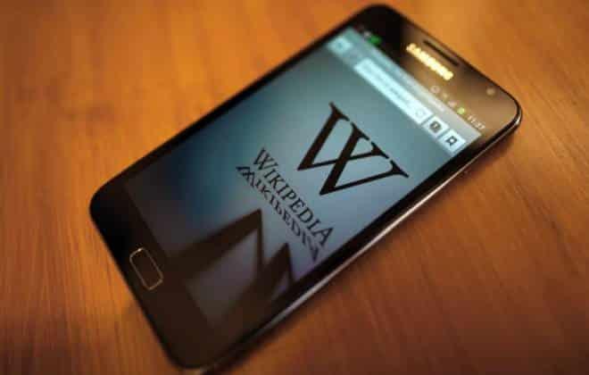 Wikipedia encerra projeto que permitia acessar o site sem gastar 4G