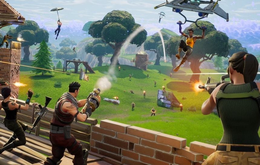 Battle Royale no Xbox One terá cross-play com versão mobile — Fortnite
