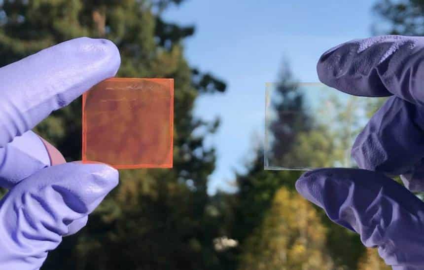 Pesquisadores criam vidro capaz de converter energia solar em eletricidade