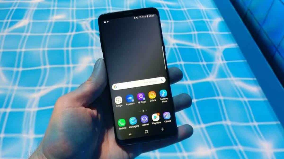 fd8648fd6 Samsung lança Galaxy S9 no Brasil a partir de R  4.300