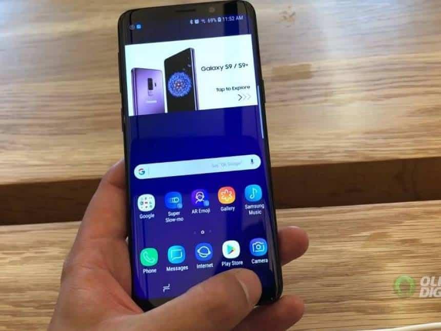0f86cc5f62 Galaxy S9: veja o celular em ação e saiba do que ele é capaz