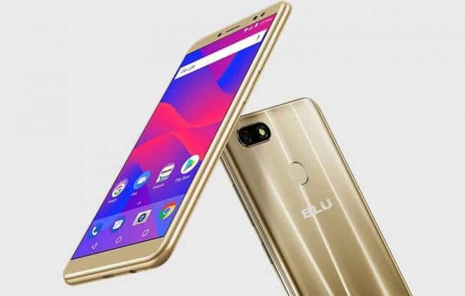 Blu revela celulares com cara de top de linha por menos de R$ 700