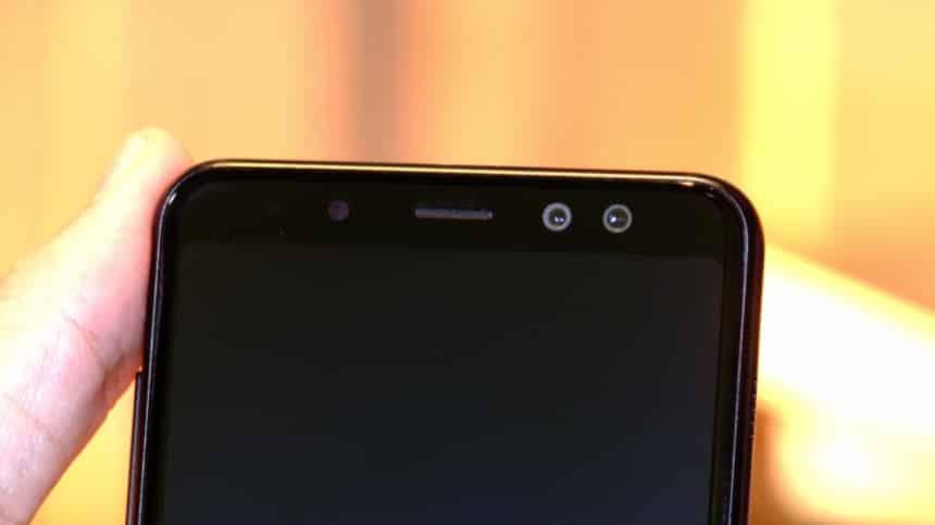 ac309287a3ae4 A diferença é que todos estes celulares têm cameras duplas na parte de  trás, e não na parte da frente como o Galaxy A8.