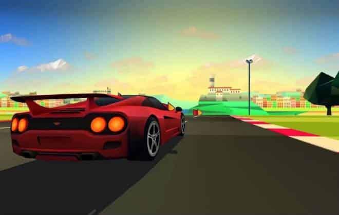 Jogo brasileiro 'Horizon Chase' ganha data de lançamento no PS4 e PC