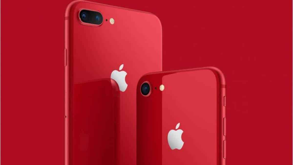 77c0b3304 iPhone 8 vermelho chega ao Brasil  conheça os preços