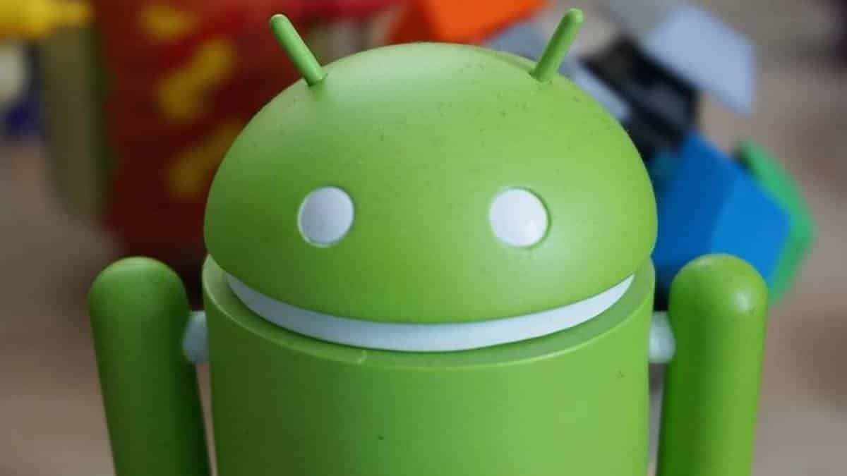 android robô