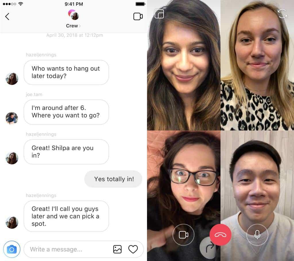 Instagram ganha ligação em vídeo e mais filtros; veja todas as novidades