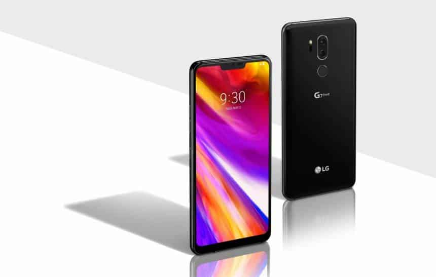 LG G7 ThinQ é revelado com 'franja' de iPhone e foco em inteligência artificial