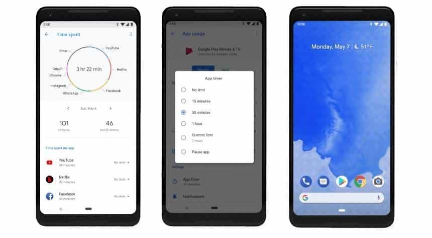 3 mudanças importantes do Android P em relação ao Oreo