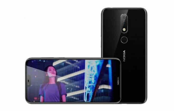 Nokia X6 tem entalhe parecido com iPhone X e até 6 GB de RAM