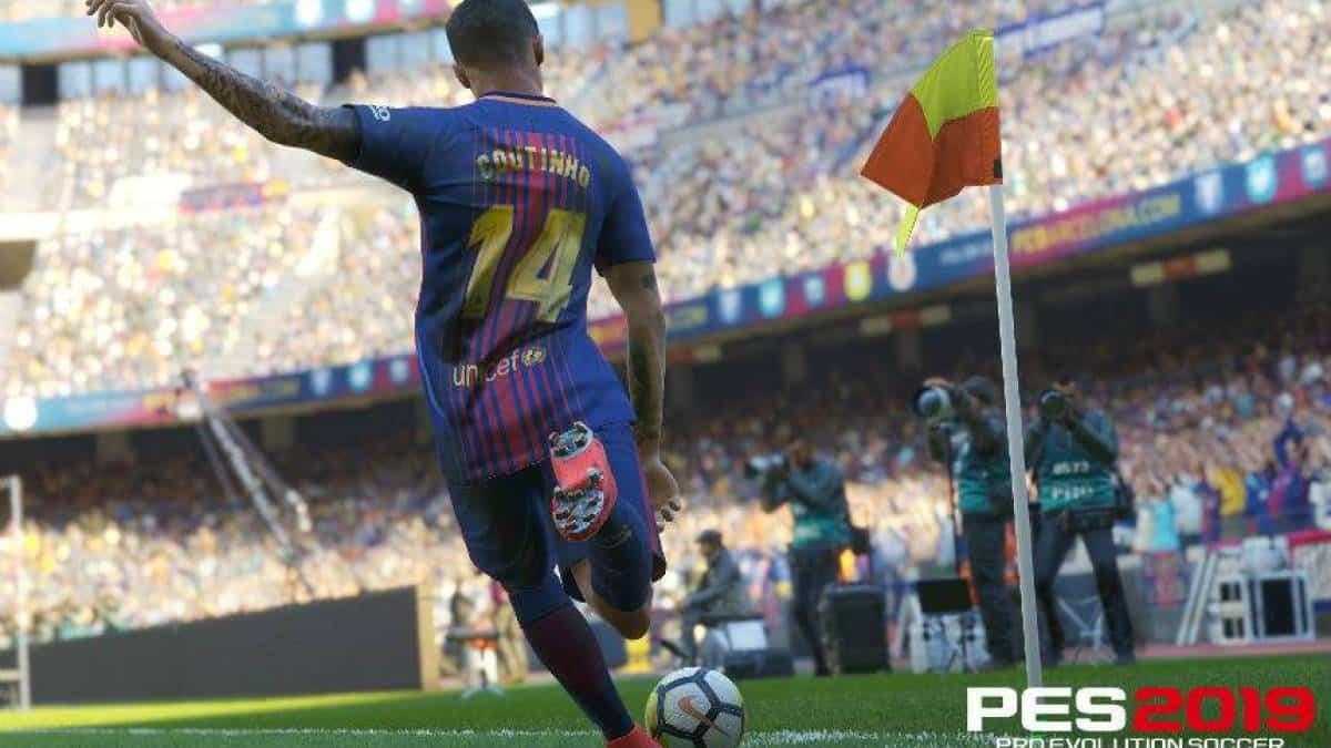 Pro Evolution Soccer 2019' chega em agosto para PS4, Xbox One e PC